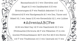 AdventsABDFee - virtueller Adventskalender auf Instagram