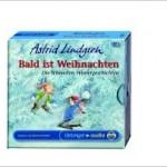 Astrid Lindgren - Bald ist Weihnachten - Hoerbuch