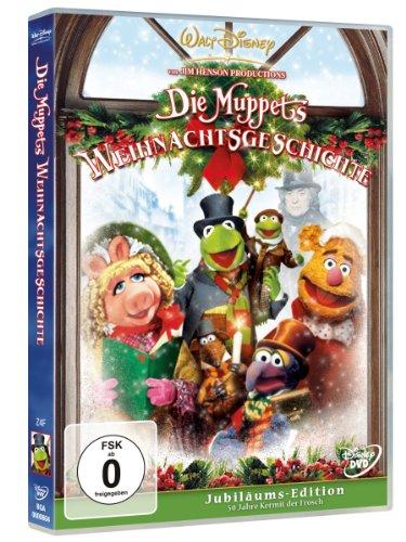 die muppets weihnachtsgeschichte dvd