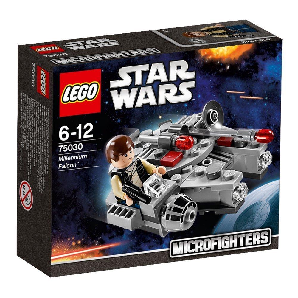 Lego Star Wars als Weihnachtsgeschenk für Jungen