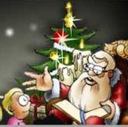 bayerische weihnachtsgeschichten lustig