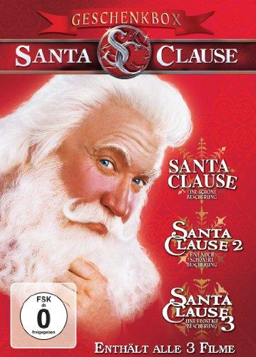 Santa Clause - Weihnachtsfilm mit Tim Allen