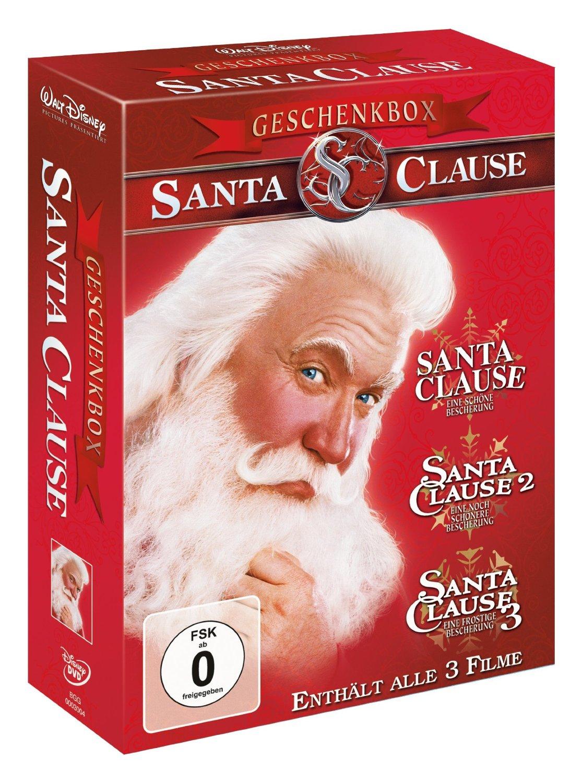 Lustige Weihnachtsgeschichte: Santa Clause