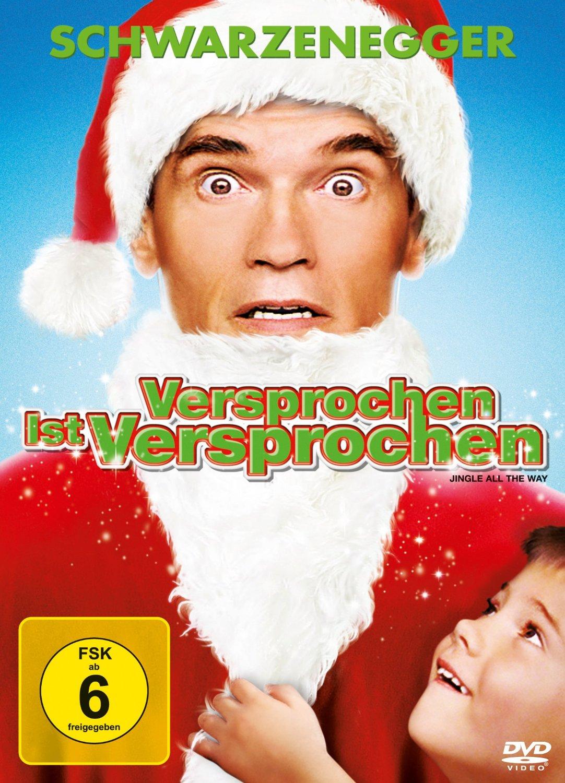 Lustig: Arnold Schwarzenegger in einer Weihnachtsgeschichte