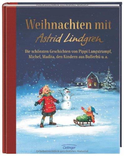 Weihnachtsgeschichten von Astrid Lindgren
