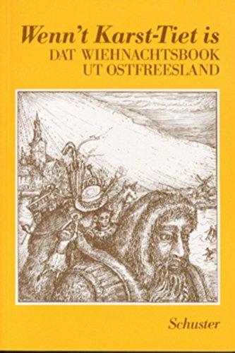weihnachtsbuch ostfriesland