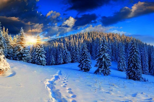 Keine Chance auf Schnee zu Weihnachten 2014